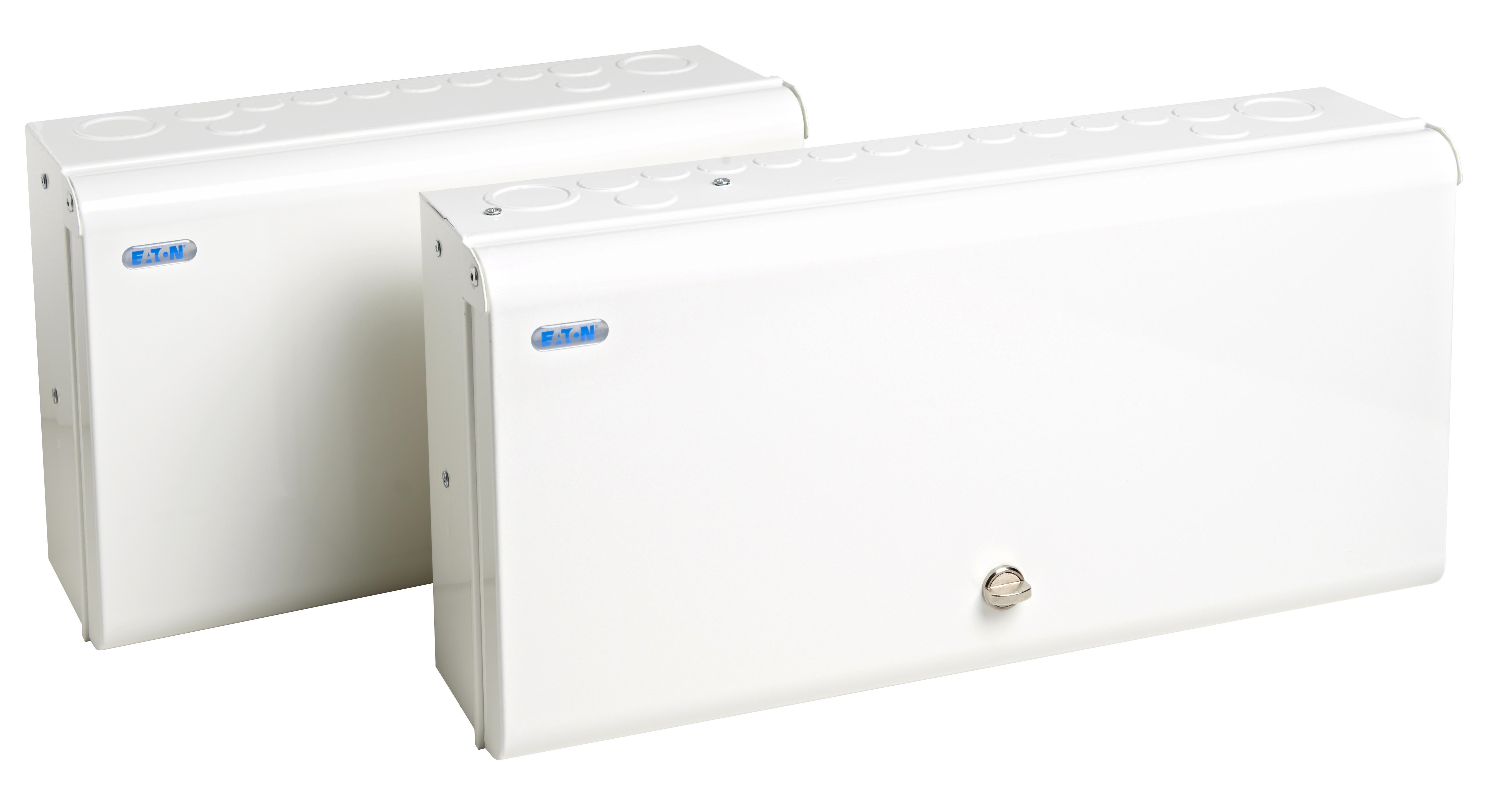 Eatons New Full Metal Consumer Units Comply With 17th Edition Wiring Up Rcd Unit Regulations Amendment 3